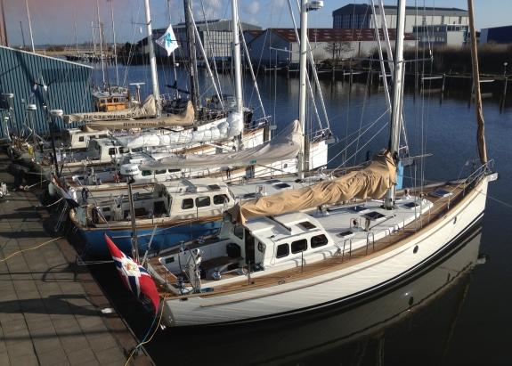 Open Dag KM Yachtbuilders