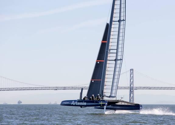 America's Cup wil kosten drukken met kleinere boten