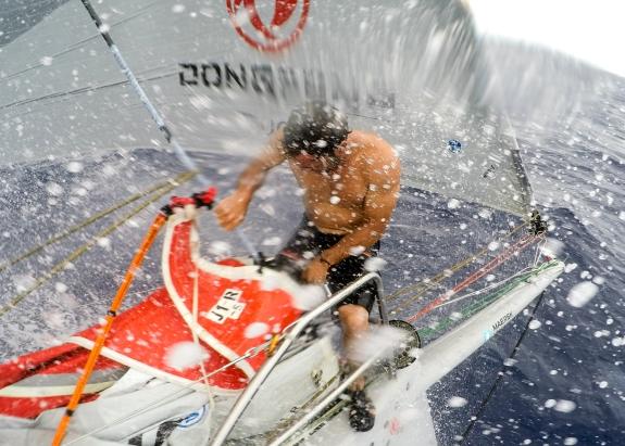 Damian Foxall versterkt Dongfeng Race Team