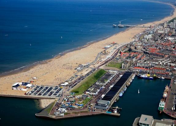 Den Haag vist naar hoofdkantoor Volvo Ocean Race