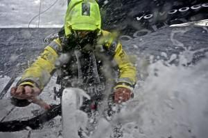 Leg 5, onboard Team Brunel.
