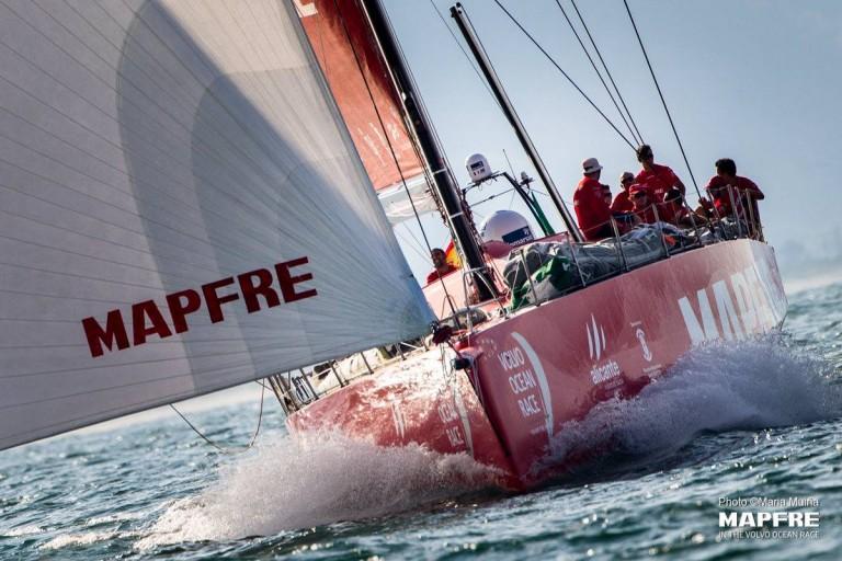 MAPFRE opnieuw in Volvo Ocean Race