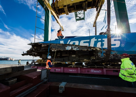 Team Vestas Wind: All Hands on Deck, Deel 1