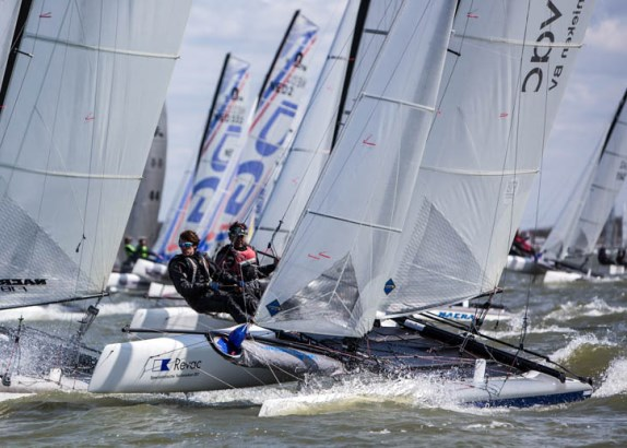 Nederlands Formule 18 seizoen van start