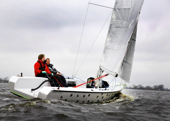 Falcon: stabiele en snelle open boot