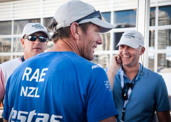 Team Vestas Wind: All Hands on Deck, Deel 3