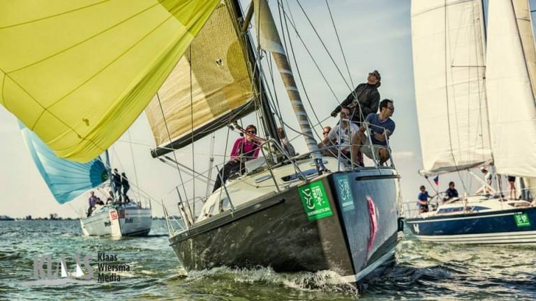Almere regatta komend weekend van start