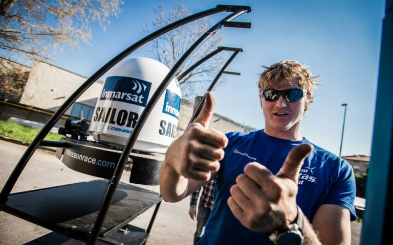 Team Vestas Wind: All Hands on Deck, Deel 8.1