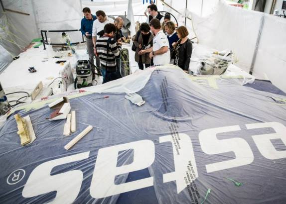 Team Vestas Wind: All Hands on Deck, Deel 6