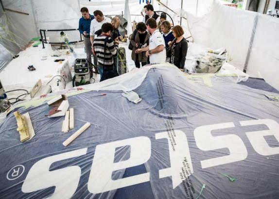 Team Vestas Wind: All Hands on Deck, Deel 6