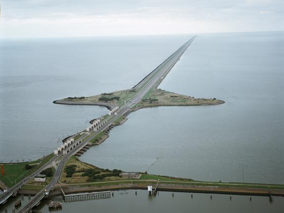 Grootse plannen voor de Afsluitdijk