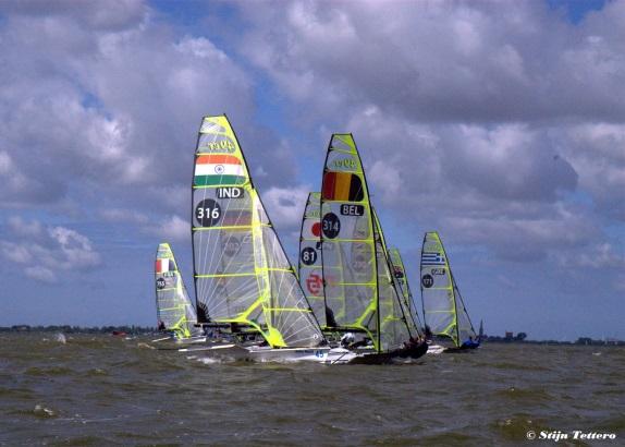 Tussenstand van dag drie Delta Lloyd Regatta