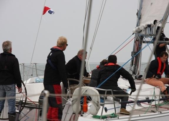 Challenge Cup onderdeel van Amsterdam Yacht Club