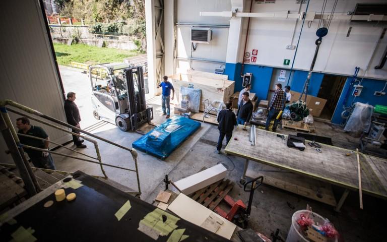 Team Vestas Wind: All Hands on Deck, Deel 8.2