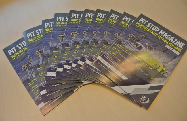 Pit Stop Magazine