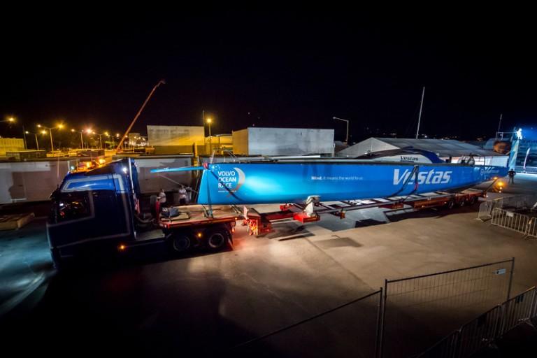 Team Vestas Wind: All Hands on Deck, deel 9