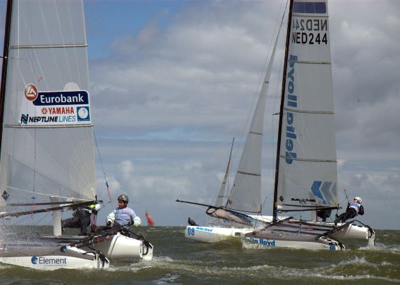 Perfecte start DL Regatta (video)