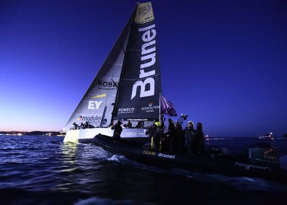 Brunel wint in Portugal