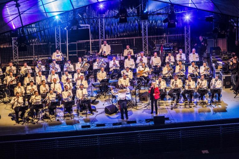 Muzikaal spektakel tijdens Volvo Ocean Race Festival
