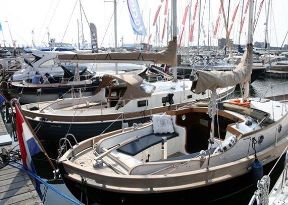 Gebruikte botenbeurs Hoorn