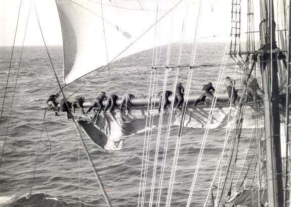 Maritiem Museum Rotterdam zoekt Kaap Hoorn-avonturiers