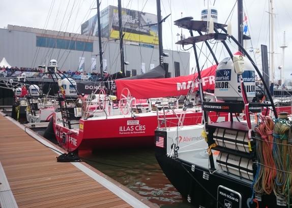 Extra ligplaatsen bij Jachtclub Scheveningen