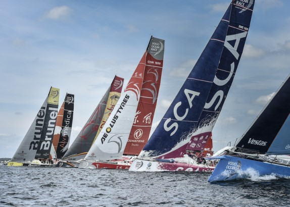Team Alvimedica wint In-Port Race van Lorient