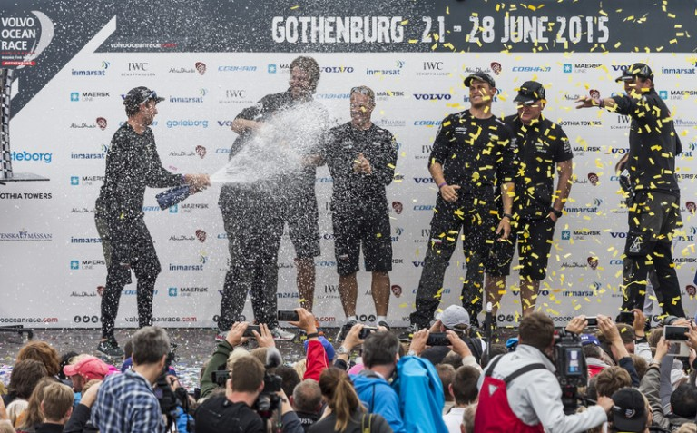 Team Brunel wint laatste In-Port Race