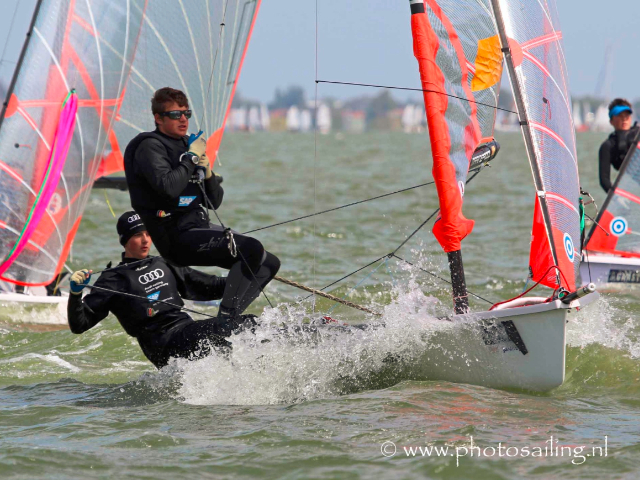 Komend weekend EK 29er in Medemblik