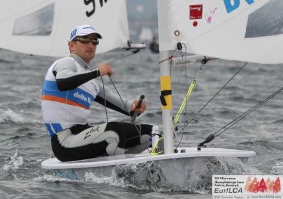 Gevecht om olympisch ticket op EK Laser