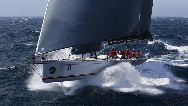 Start 48e Transpacific Yacht Race