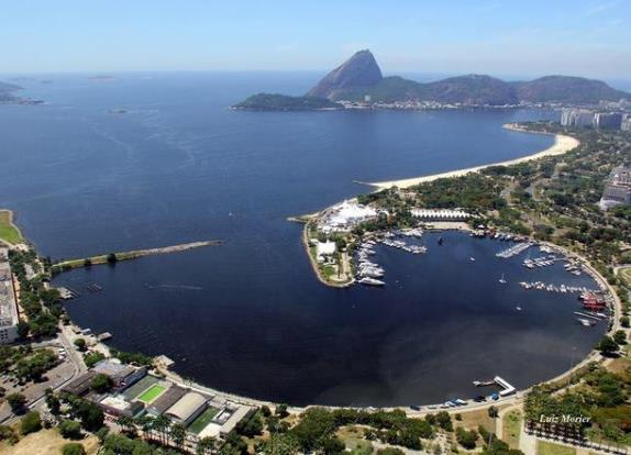 ISAF eist een schonere Olympische baai