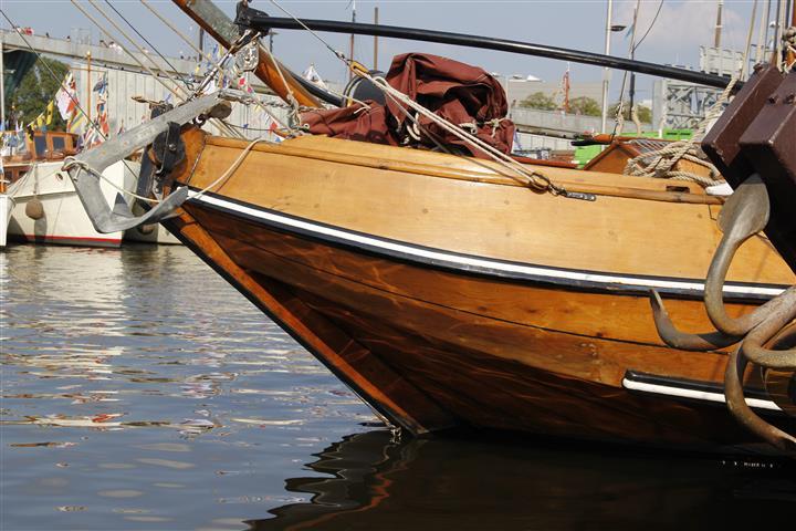 Varend Erfgoed op Sail Amsterdam: De Hengst