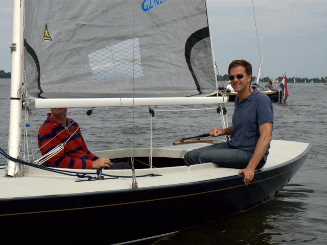 Mark Rutte bezoekt de Sneekweek