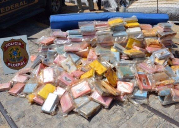 Nederlandse zeiler gepakt met 600 kilo drugs