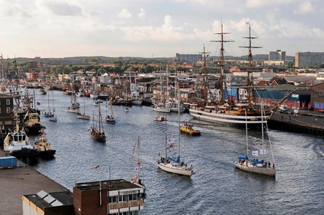 Pre Sail IJmuiden van start
