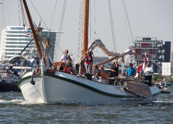 Sail Amsterdam krijgt Koninklijk tintje
