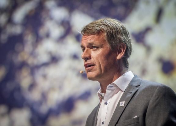 Knut Frostad verlaat Volvo Ocean Race