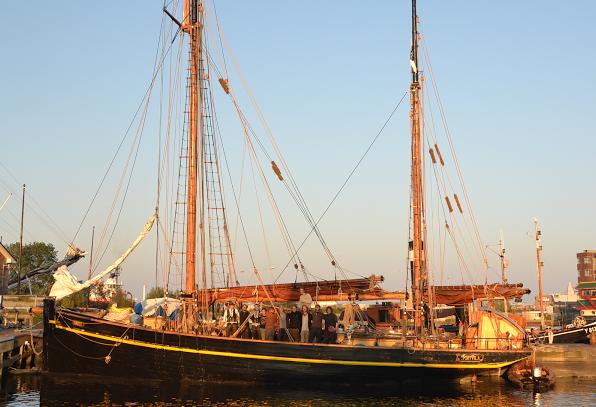 Fair Transport lanceert tweede zeilend vrachtschip Nordlys