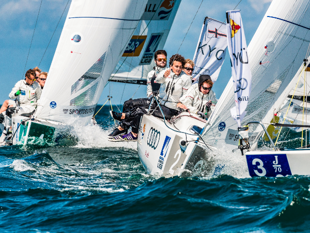 Nederland naar Sailing Champions League