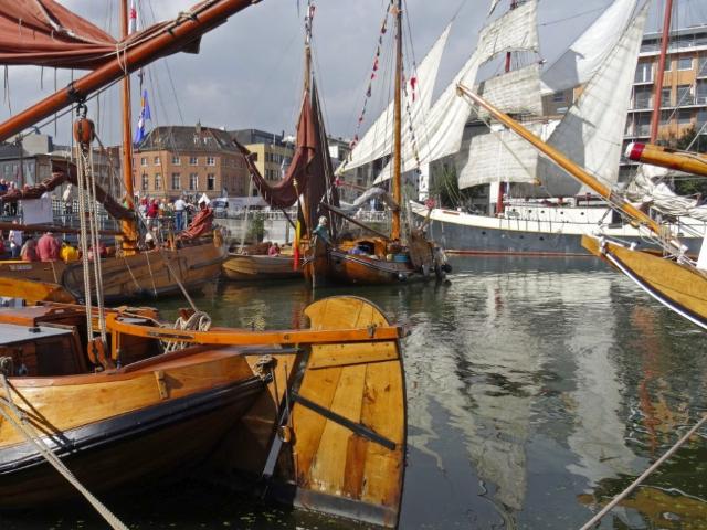 Groot nautisch evenement in Antwerpen