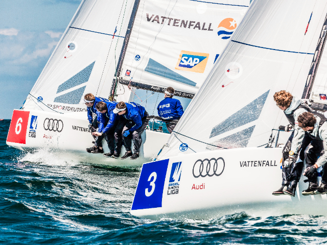 Sailing Champions League dag 2