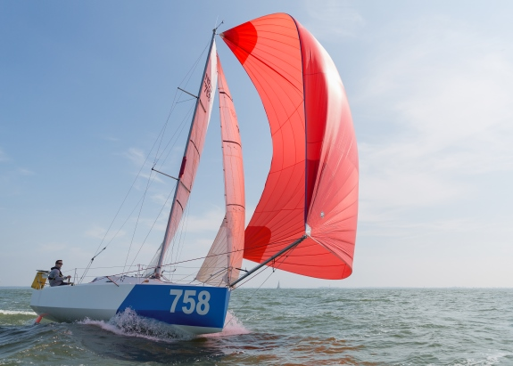 Start Mini Transat live te volgen