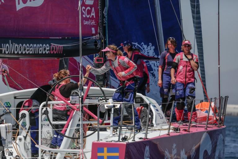 Volvo Ocean Race stuurt aan op gemengde teams
