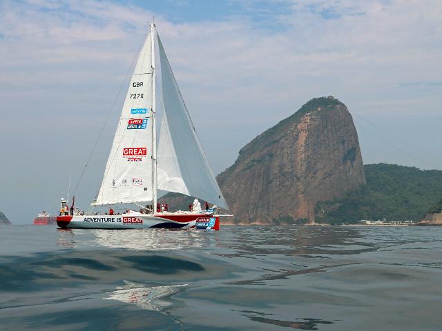 Twee boten Clipper Race nog niet van start