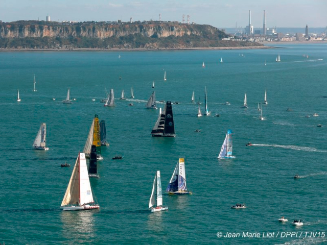 Transat Jacques Vabre van start