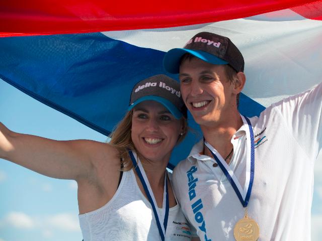 Heiner en Bouwmeester naar finale ISAF Wereldbeker