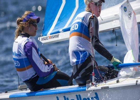 470-Duo op jacht naar olympisch ticket