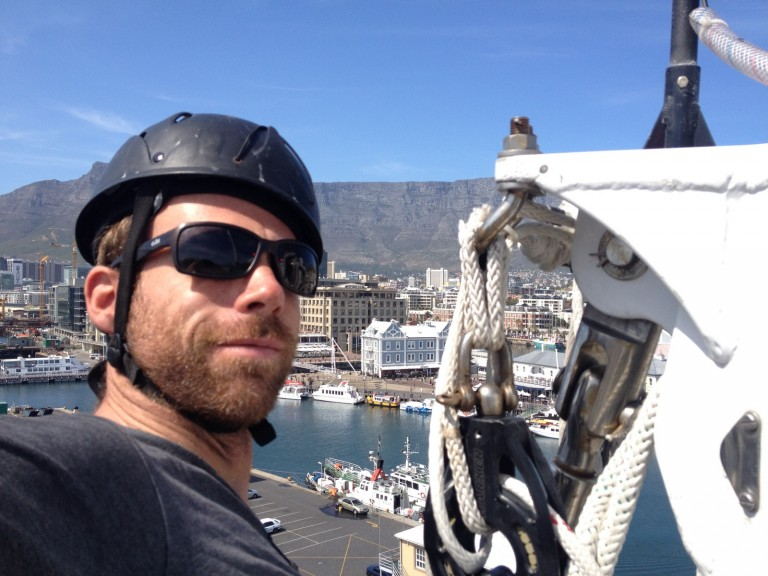 Jan van de Laar: Kaapstad