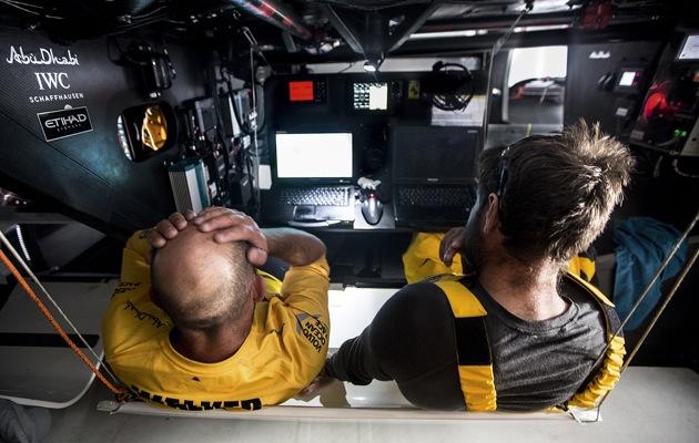 Volvo Ocean Race gaat AIS afschermen
